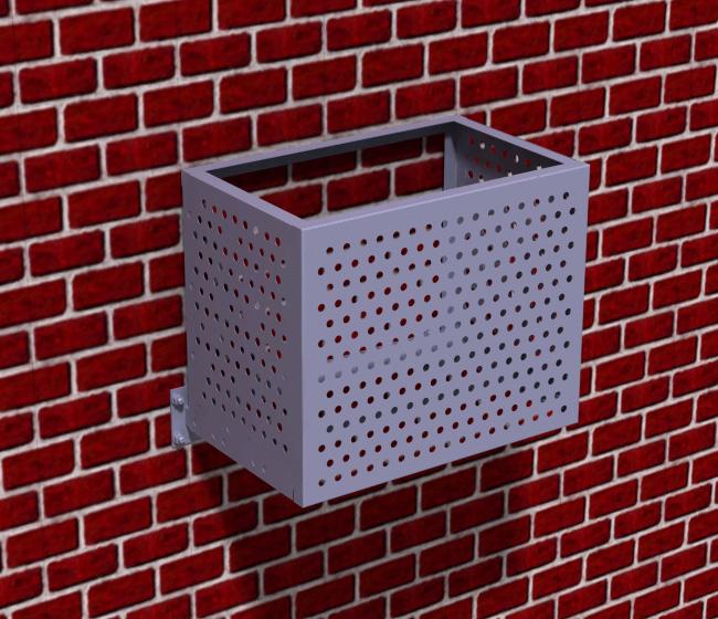 Как сделать защитный блок